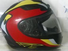 наклейки на мото шлема