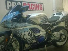 наклейки набор на мотоцикл ducati 848